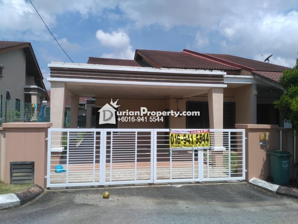 Semi D For Rent at Taman Alam Perdana, Kuantan