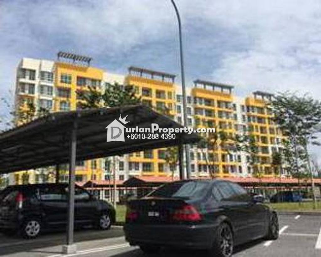 Apartment For Auction at Garden Villa, Seremban