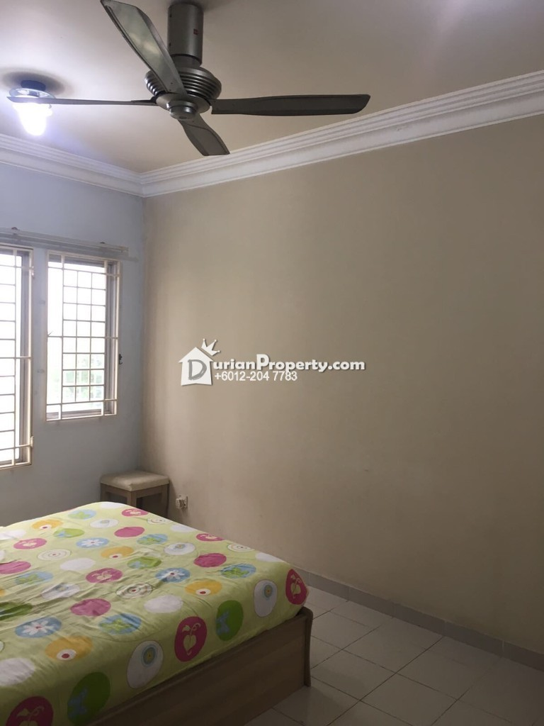 Apartment For Rent at Kenanga Apartment, Pusat Bandar Puchong