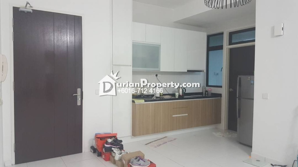 Serviced Residence For Sale at Sky Oasis Residences, Johor Bahru