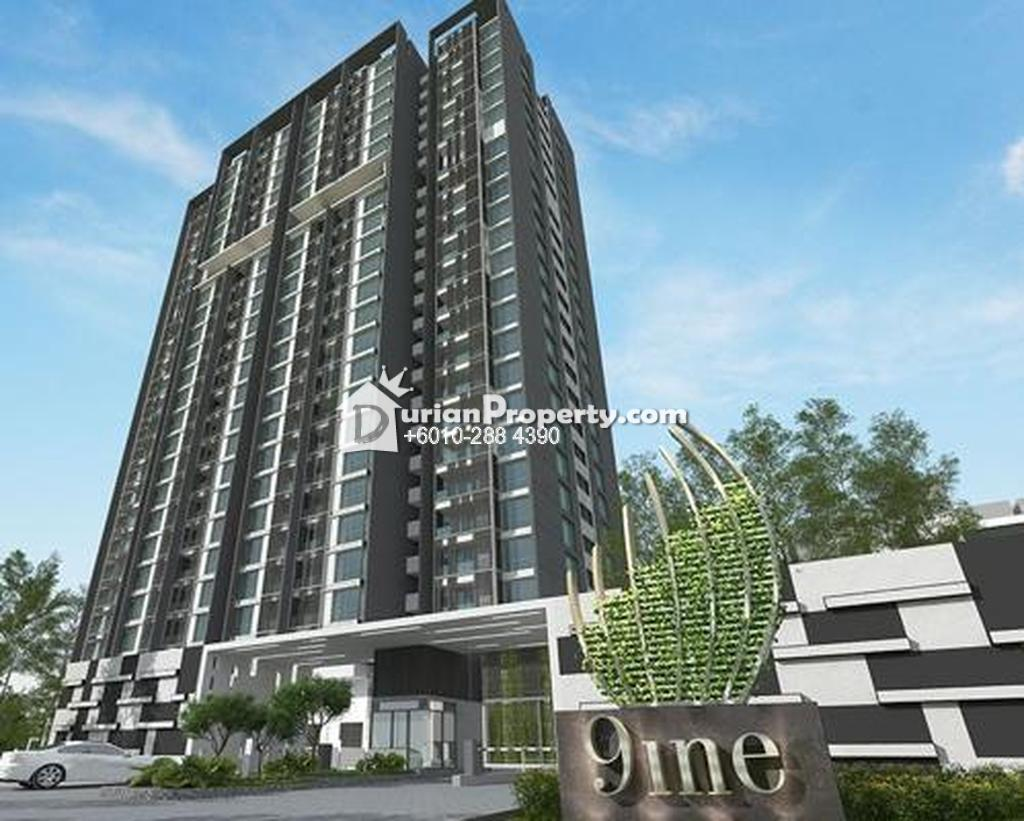 Condo For Auction at Suria Residence, Bandar Mahkota Cheras