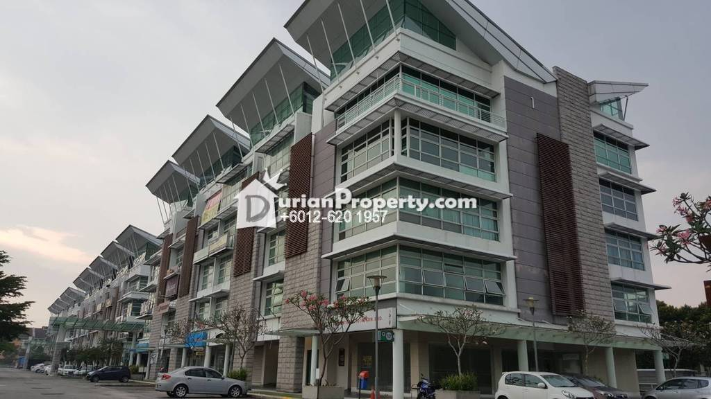 Shop Office For Rent at Laman Seri Business Park, Section 13