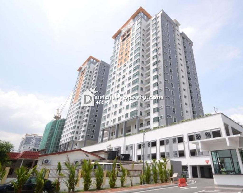 Condo For Rent at Petaling Jaya Commercial City, PJ South