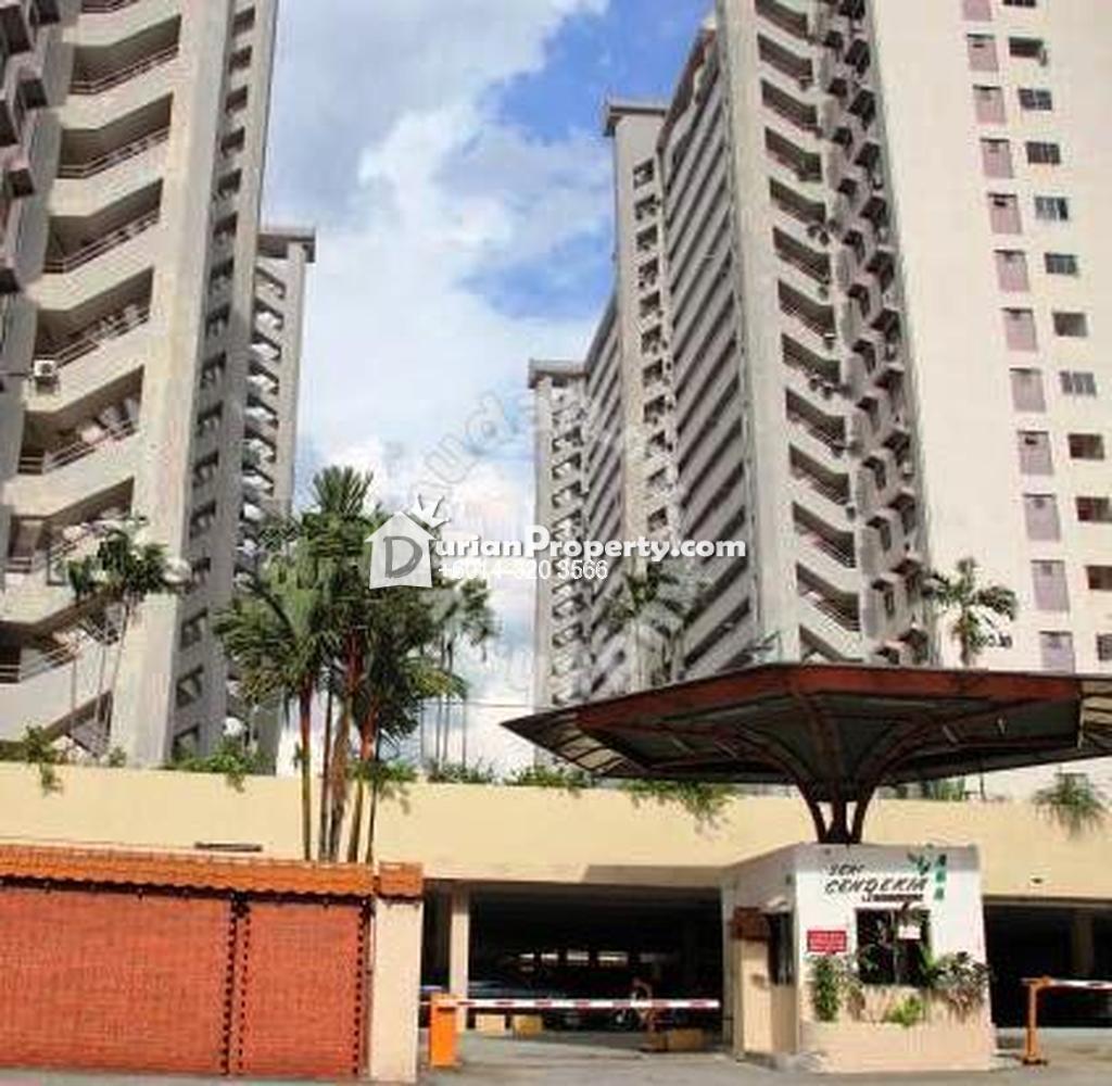 Condo For Rent at Seri Cendekia Apartment, Cheras