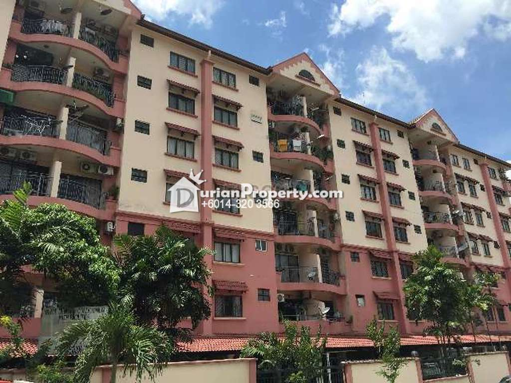 Condo For Rent at Bukit Gembira Condominium, Kuchai Lama
