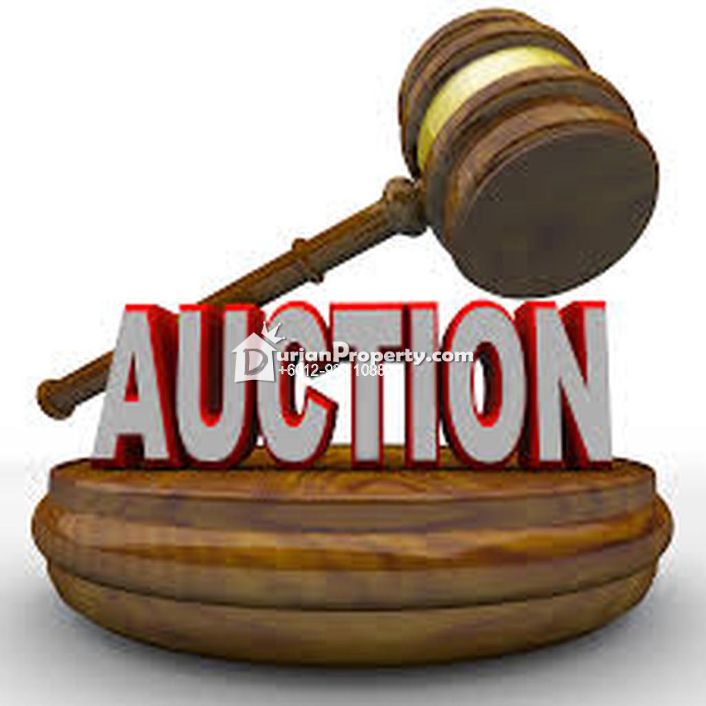 Condo For Auction at Green Acre Park, Bandar Sungai Long