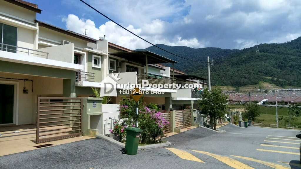 Terrace House For Sale at Nusa Intan, Senawang