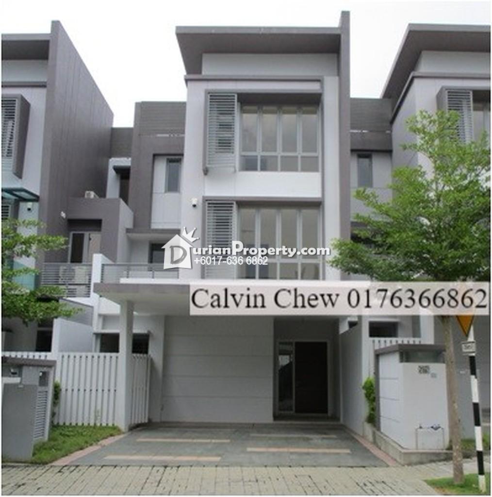 Terrace House For Auction at Sunway Eastwood, Seri Kembangan