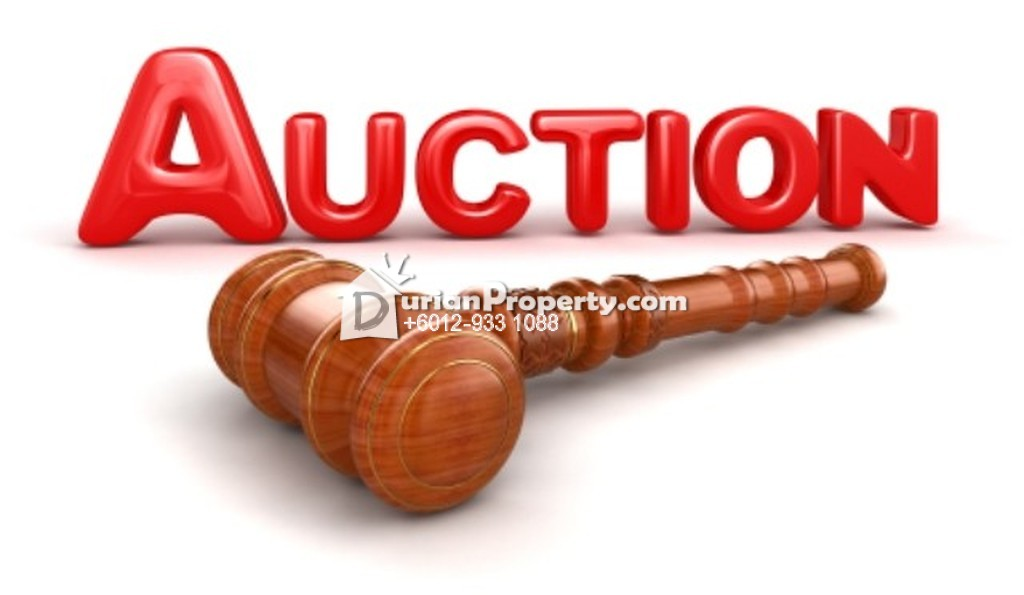 Bungalow House For Auction at Section 7, Shah Alam