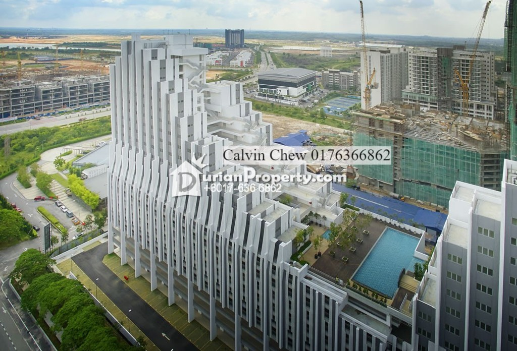 Serviced Residence For Auction at Paragon, Cyberjaya