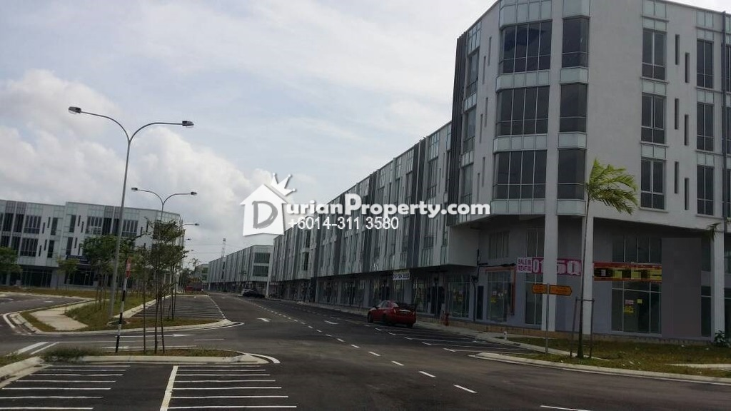 Shop For Rent at Oasis 2, Johor Bahru