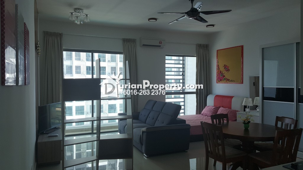 Apartment For Rent at Cybersquare, Cyberjaya