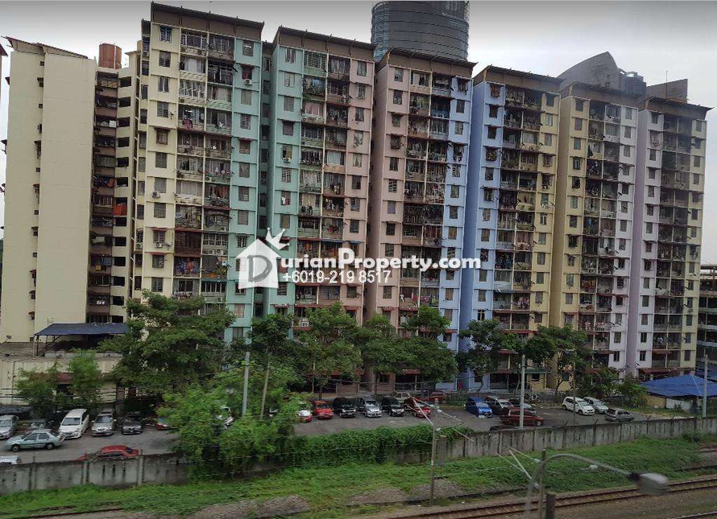 Apartment For Auction at Apartment Abdullah Hukum, Kuala Lumpur
