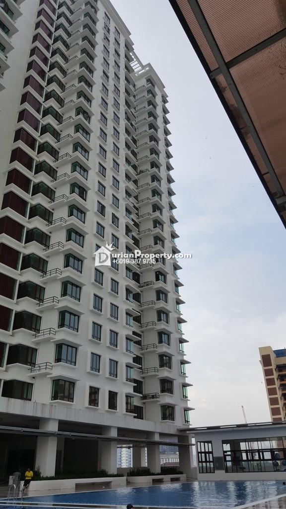 Condo For Sale at Rafflesia Condominium, Sentul