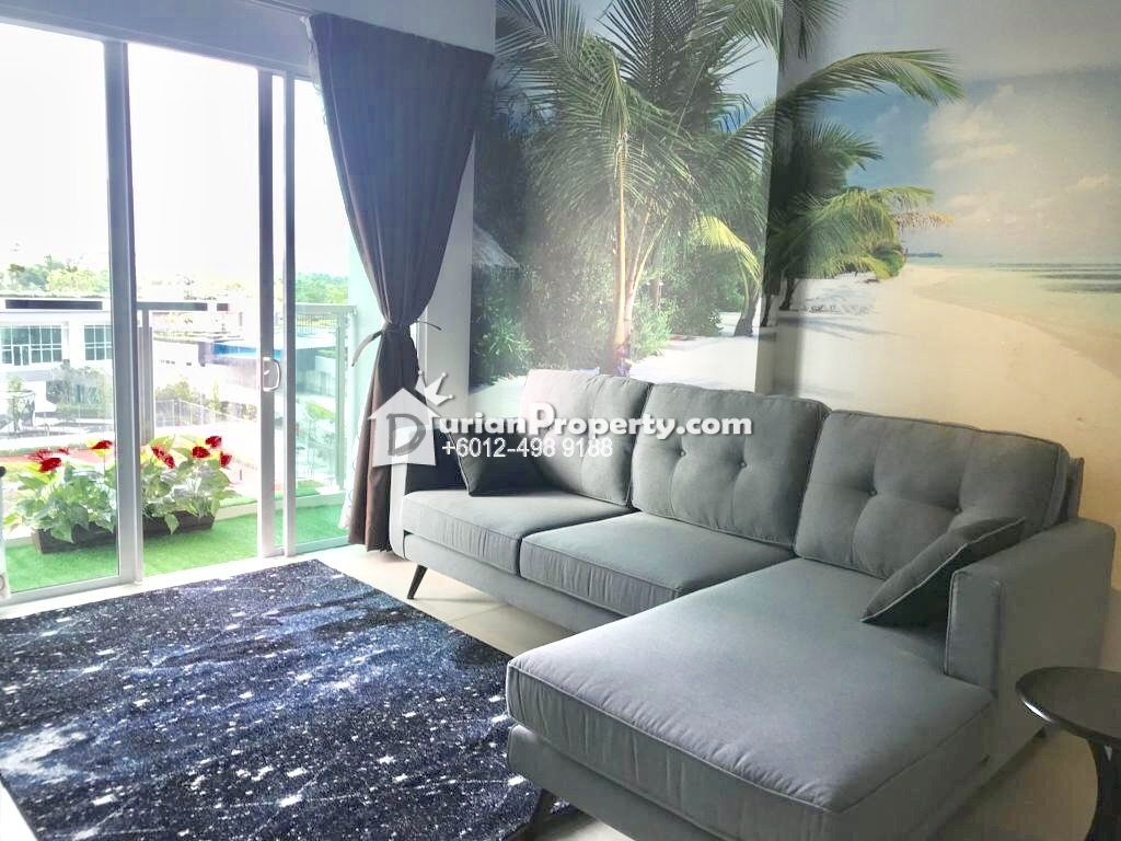 Condo For Rent At Tropicana Bay Residences Bayan Lepas