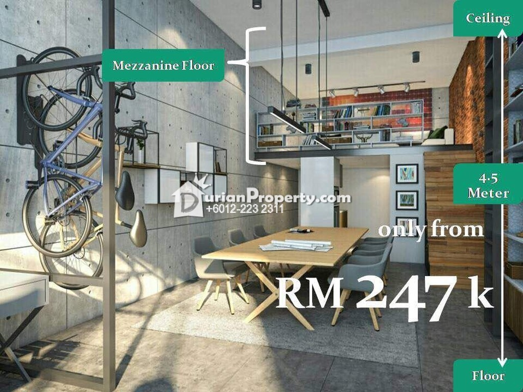 Office For Sale at Cheras Business Centre, Cheras
