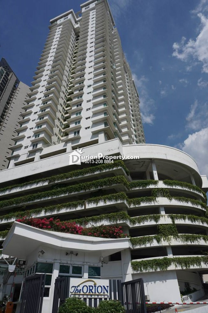 Condo For Sale At The Orion Klcc For Rm 890 000 By