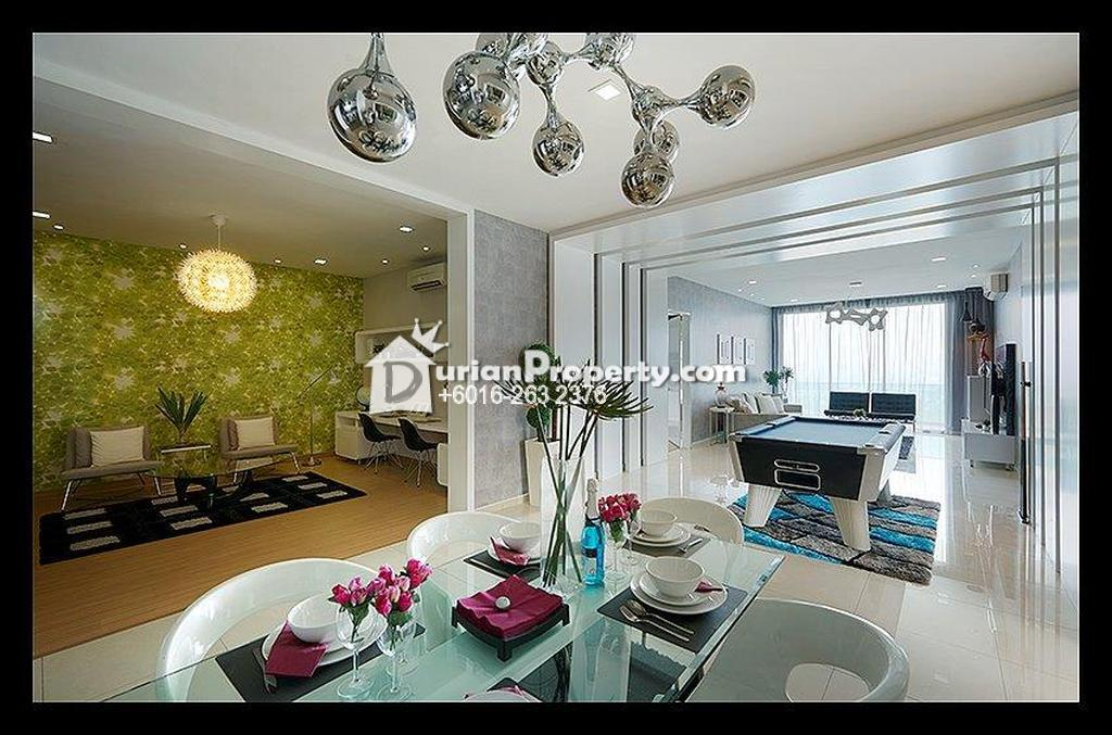 Apartment For Sale at X2 Residency, Puchong