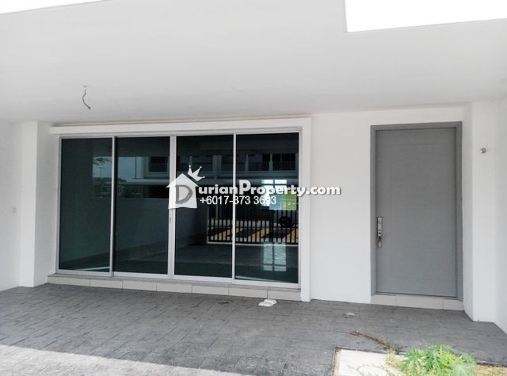Terrace House For Sale at Bandar Rimbayu, Telok Panglima Garang