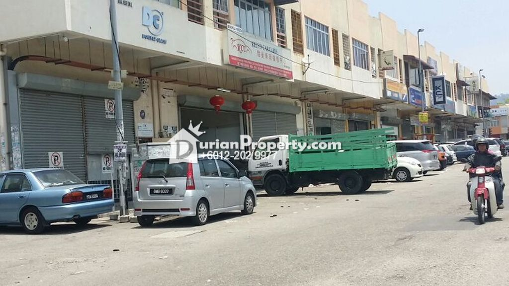 Detached Factory For Sale at Pandan Indah, Pandan