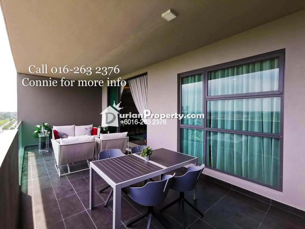 Condo For Sale at Tasik Residency, Puchong