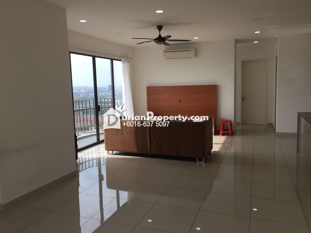 Serviced Residence For Sale at Trigon Luxury Residences, Shah Alam