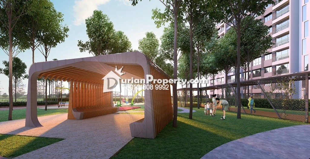Serviced Residence For Sale at M Vertica, Cheras