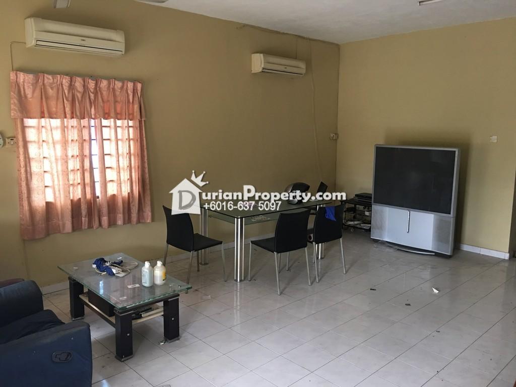 Terrace House For Sale at Taman Taming Ria, Balakong