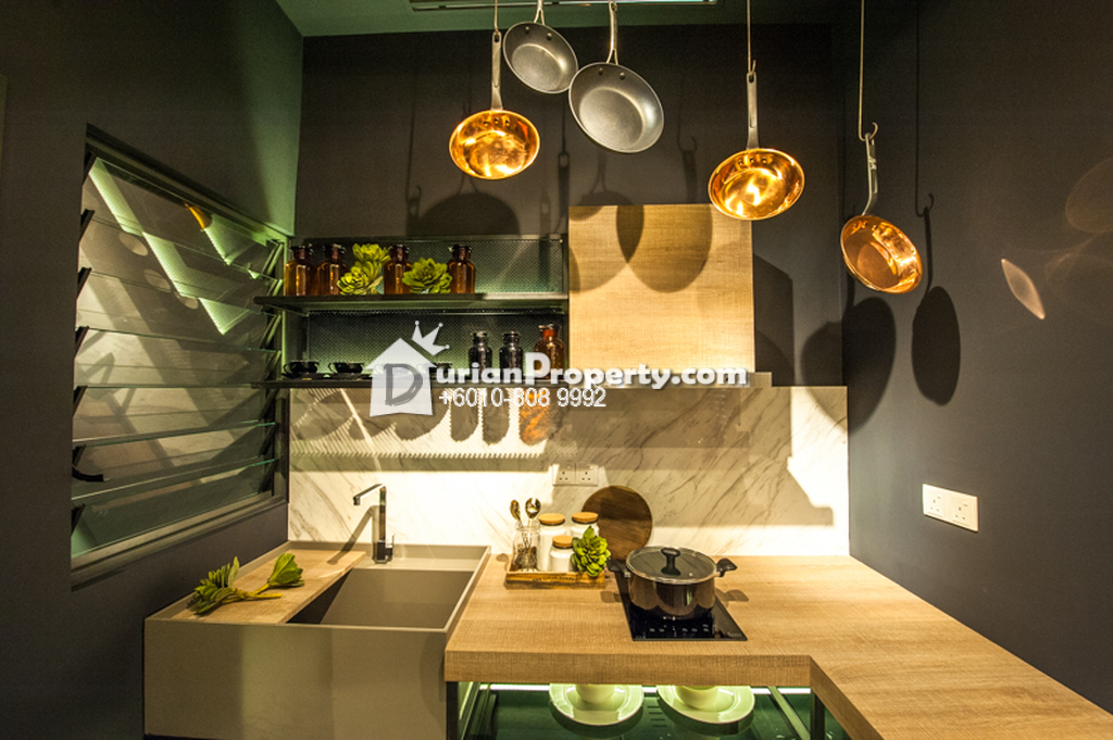 Serviced Residence For Sale at M Centura, Kuala Lumpur