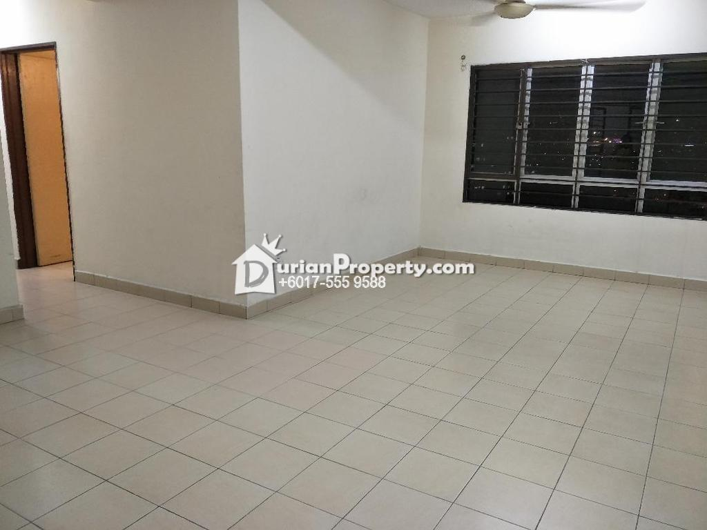 Condo For Sale at Plaza Metro Prima, Kepong