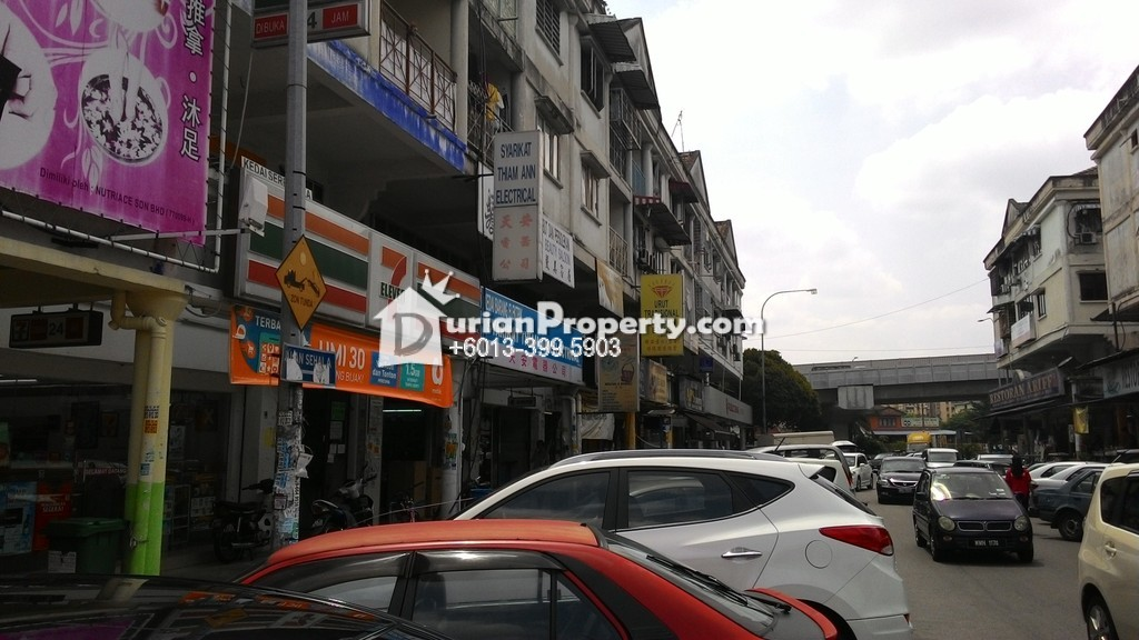 Shop Apartment For Sale at Taman Tasik Tambahan, Ampang