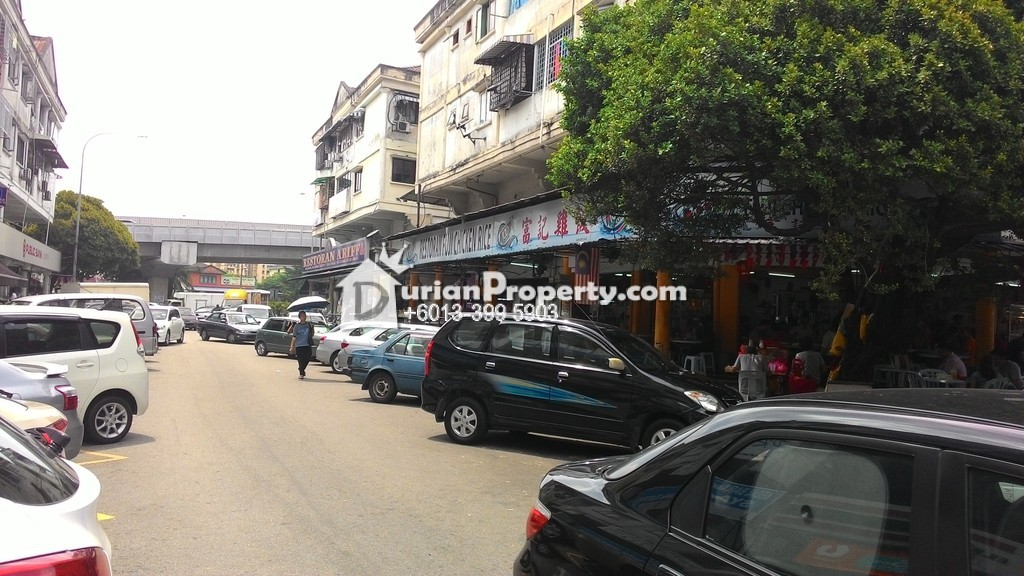 Shop Apartment For Sale at Taman Tasik Tambahan, Ampang
