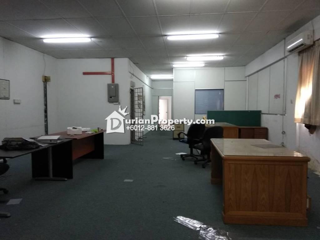 Office For Rent at Taman Pusat Kepong, Kepong