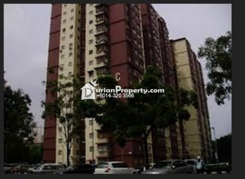 Apartment For Rent at Cemara Apartment, Bandar Sri Permaisuri