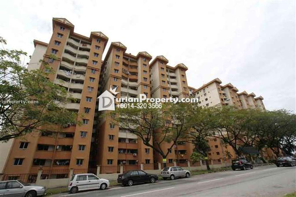 Condo For Rent at Vantage Point, Desa Petaling