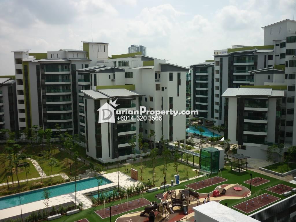 Condo For Rent at Serin Residency, Cyberjaya