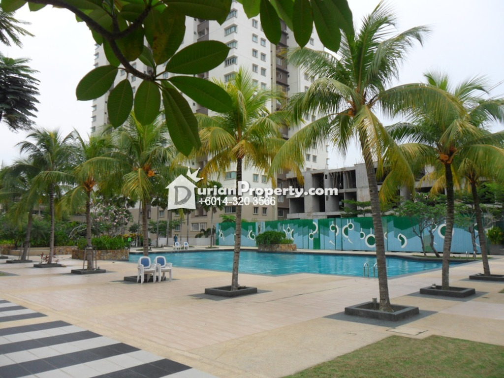 Condo For Sale at Aman Heights, Seri Kembangan