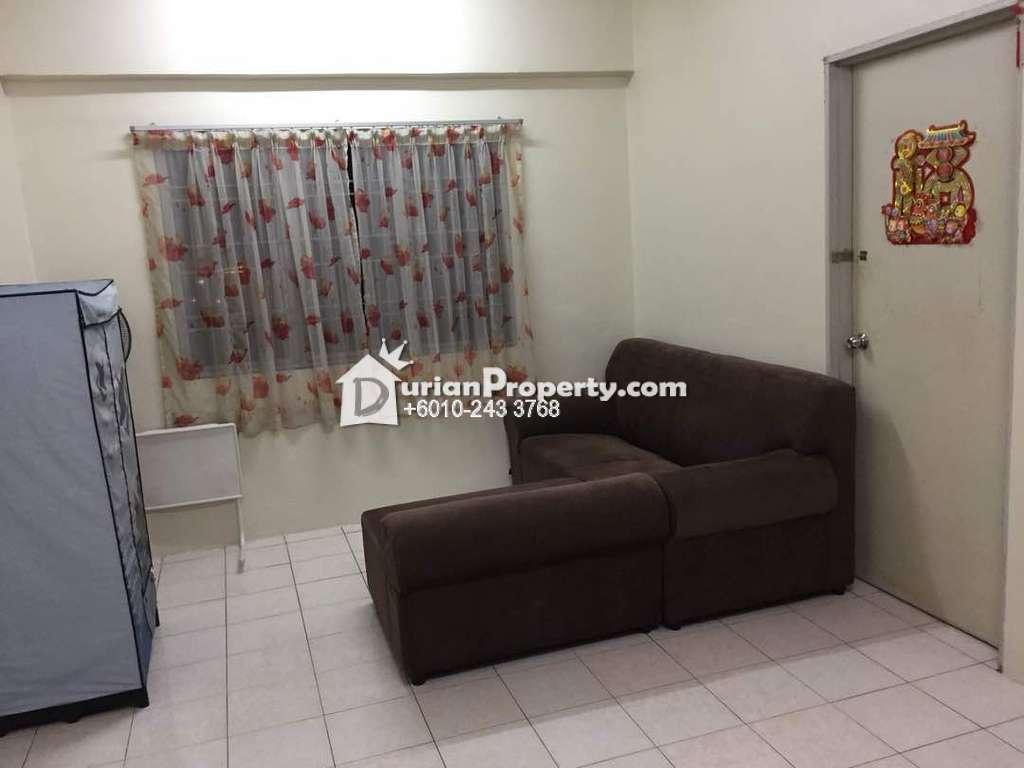 Apartment For Sale at Kantan Court, Seri Kembangan