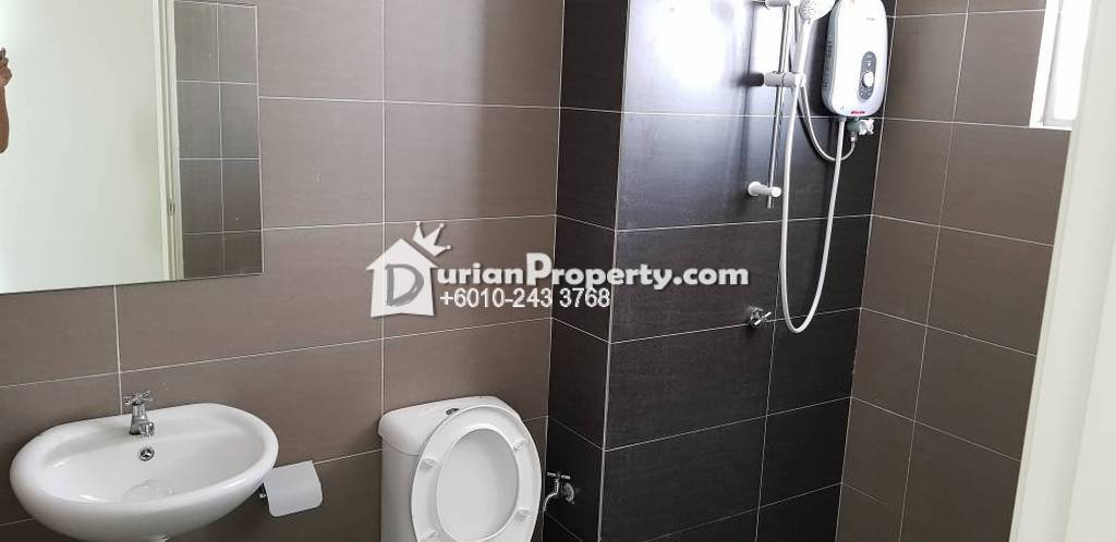 Condo For Rent at Maxim Residences, Cheras