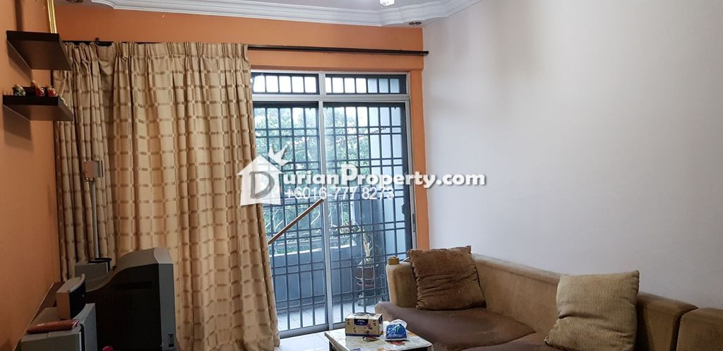 Apartment For Rent At Sri Akasia Johor Bahru