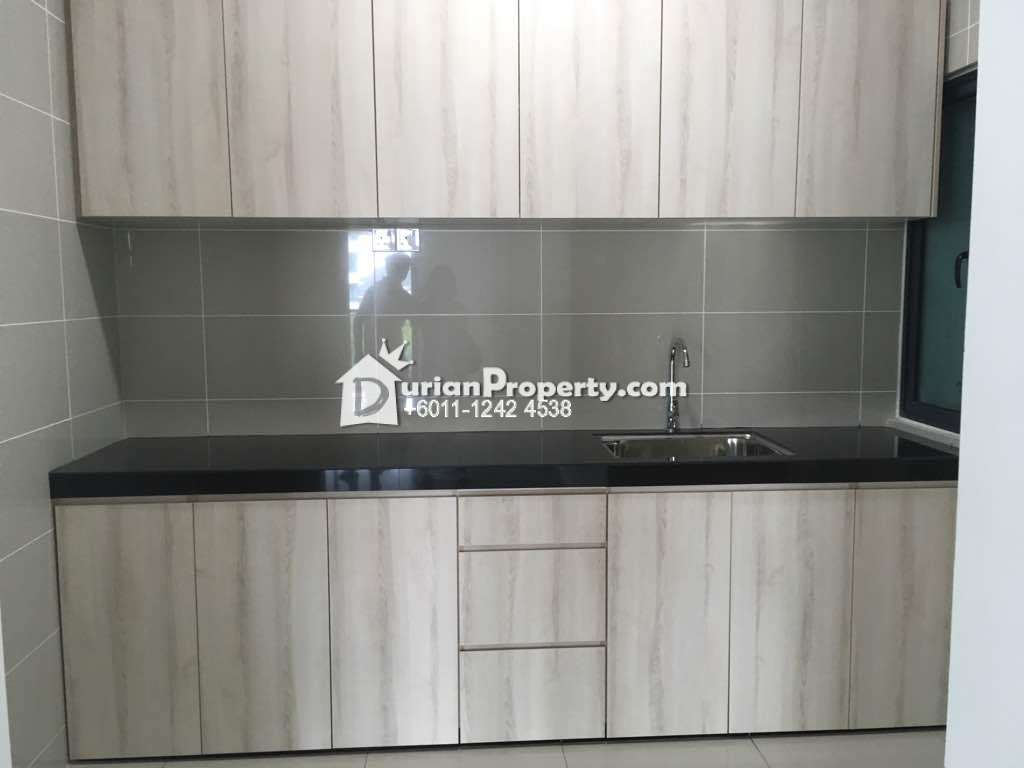 Serviced Residence For Rent at Fortune Perdana, Kepong