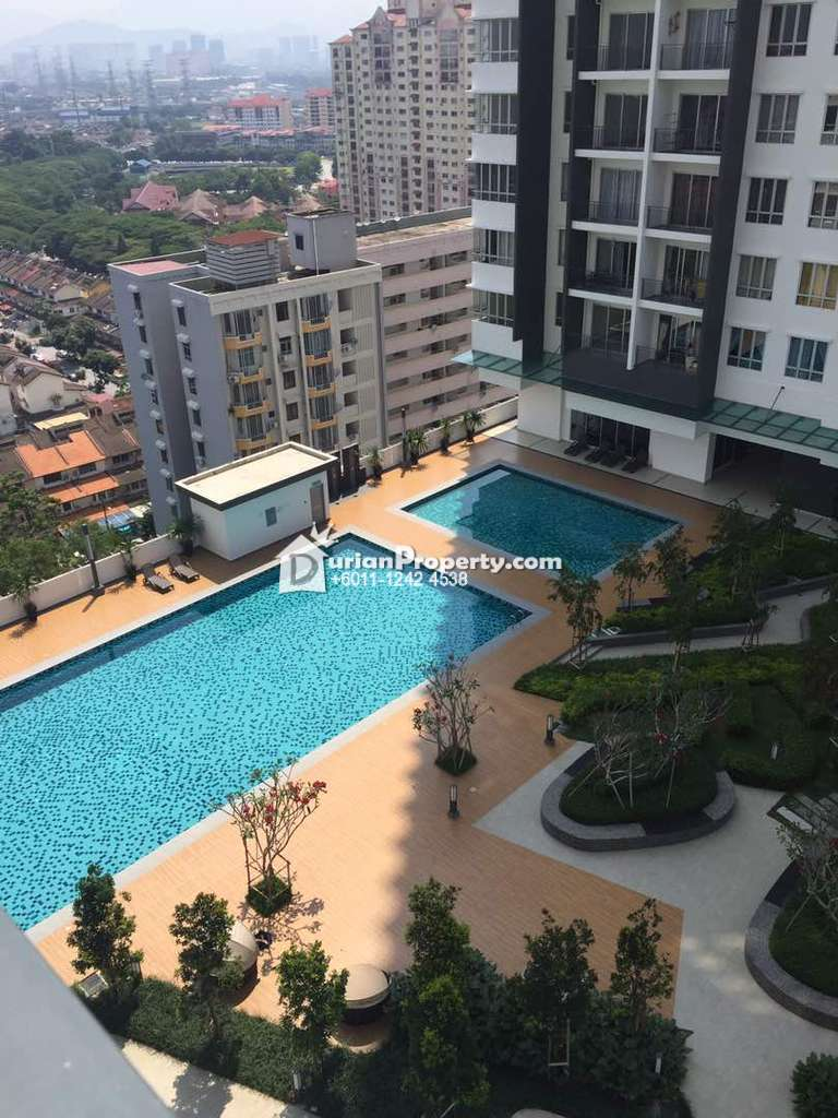 Condo For Rent at Villa Crystal, Segambut