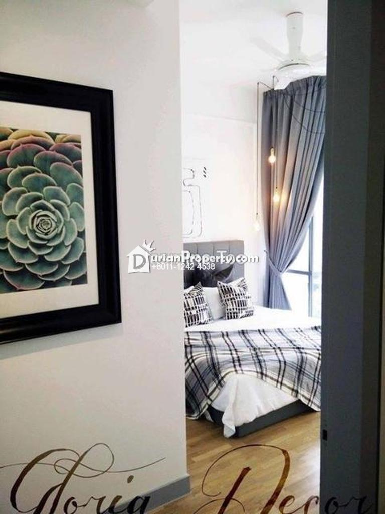 Condo For Rent at Reflection Residence, Mutiara Damansara