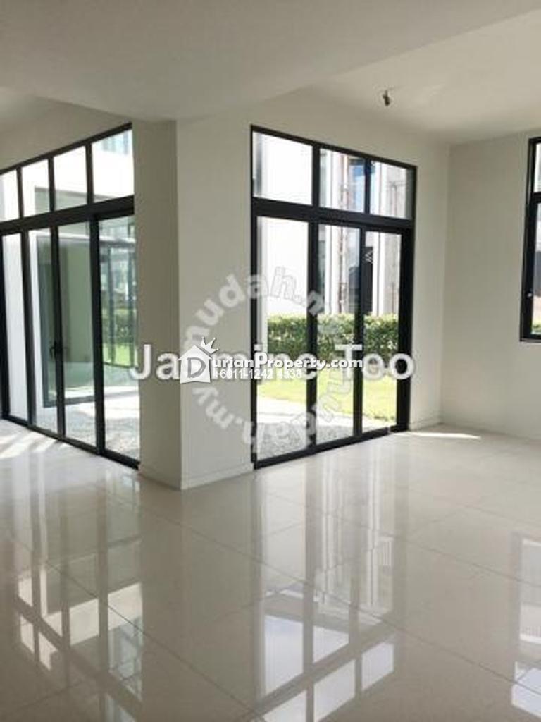 Terrace House For Sale at Casaman, Desa ParkCity