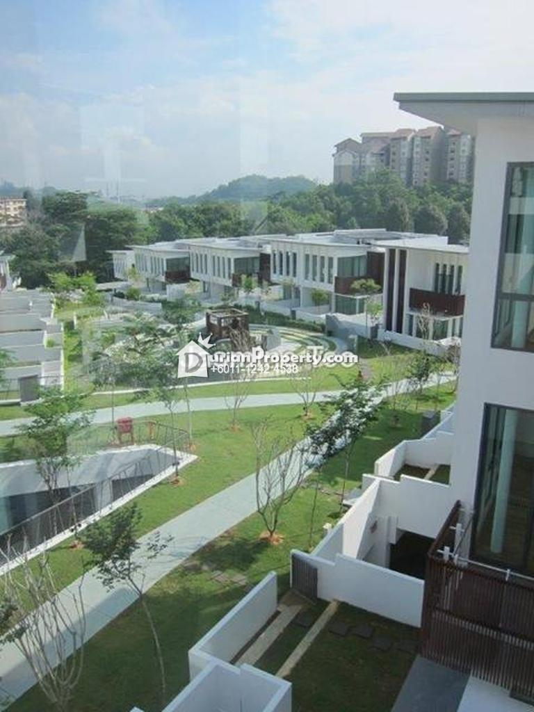Semi D For Sale at The Airie, Bandar Sri Damansara