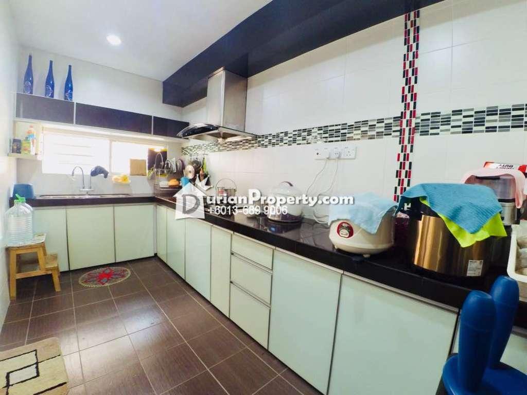 Terrace House For Sale at Taman Puncak Saujana, Kajang