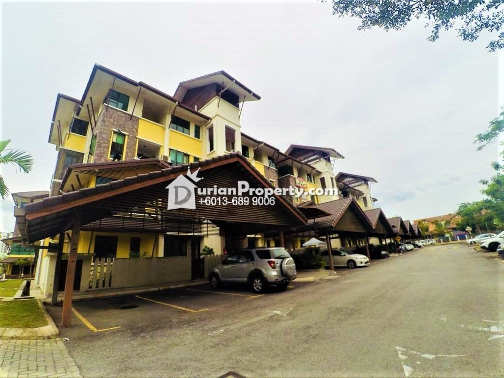 Apartment For Sale at Lake Valley, Bandar Tun Hussein Onn