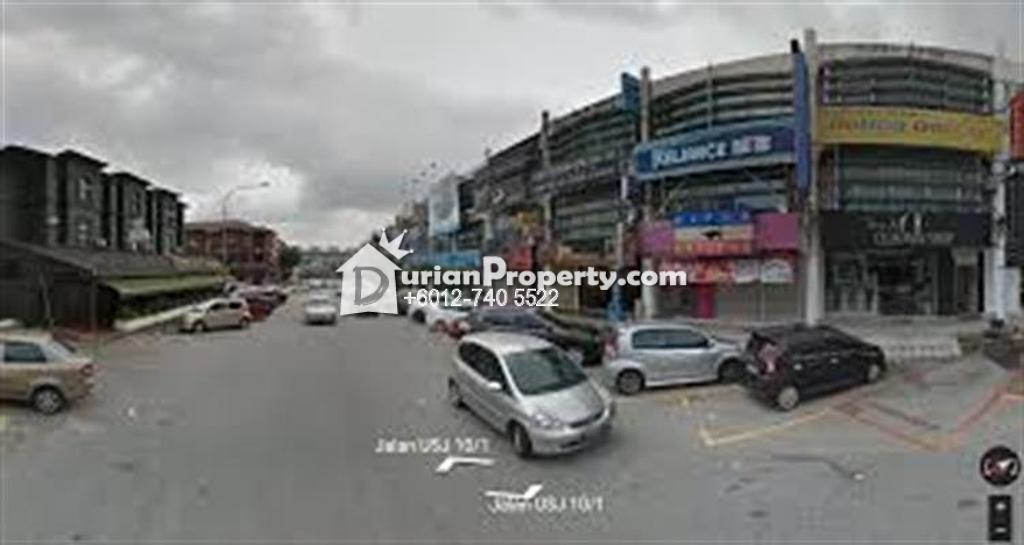 Shop Office For Rent at USJ 10, USJ