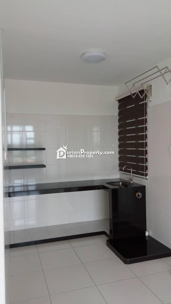 Apartment For Rent at Sky View, Nusajaya