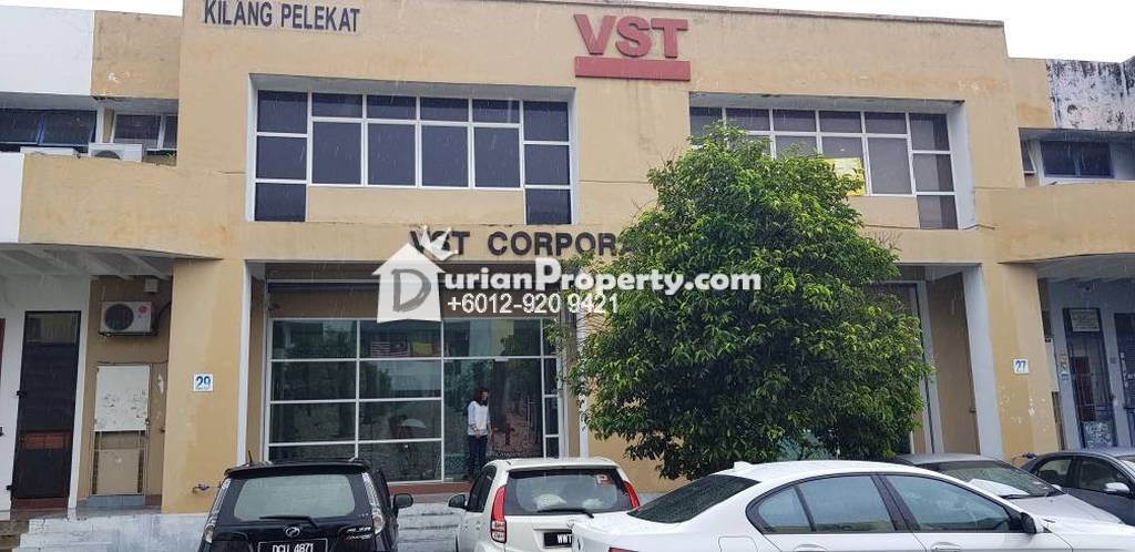Detached Factory For Sale at Hicom Glenmarie, Shah Alam
